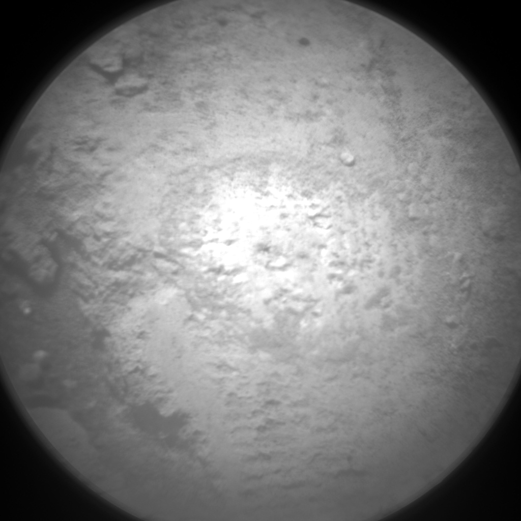 Nasa's Mars rover Curiosity acquired this image using its Chemistry & Camera (ChemCam) on Sol 909, at drive 450, site number 45