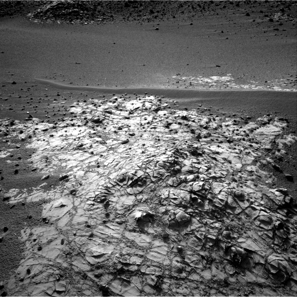 Nasa's Mars rover Curiosity acquired this image using its Right Navigation Camera on Sol 914, at drive 450, site number 45
