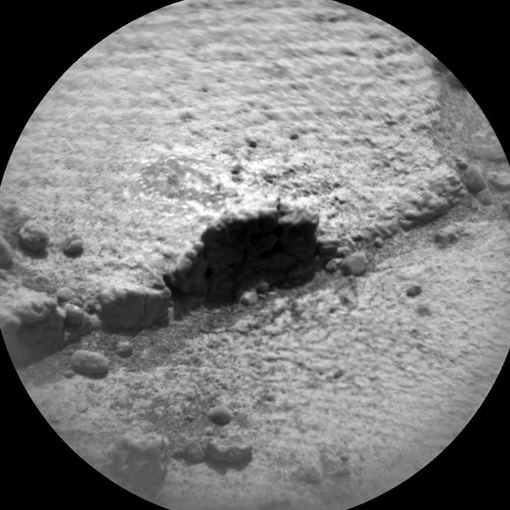 Nasa's Mars rover Curiosity acquired this image using its Chemistry & Camera (ChemCam) on Sol 914, at drive 450, site number 45