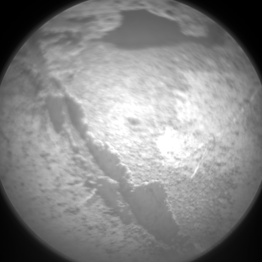 Nasa's Mars rover Curiosity acquired this image using its Chemistry & Camera (ChemCam) on Sol 915, at drive 450, site number 45