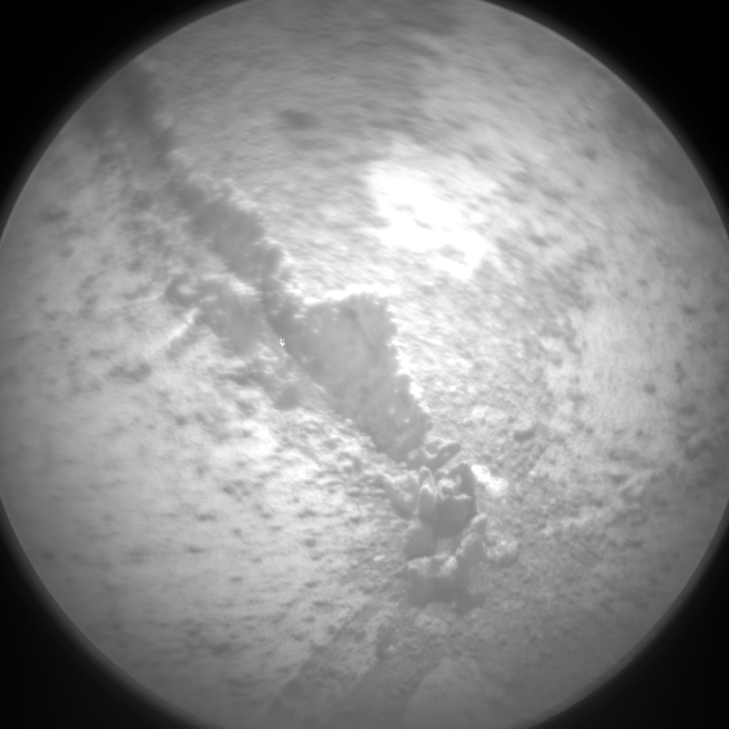 Nasa's Mars rover Curiosity acquired this image using its Chemistry & Camera (ChemCam) on Sol 916, at drive 450, site number 45