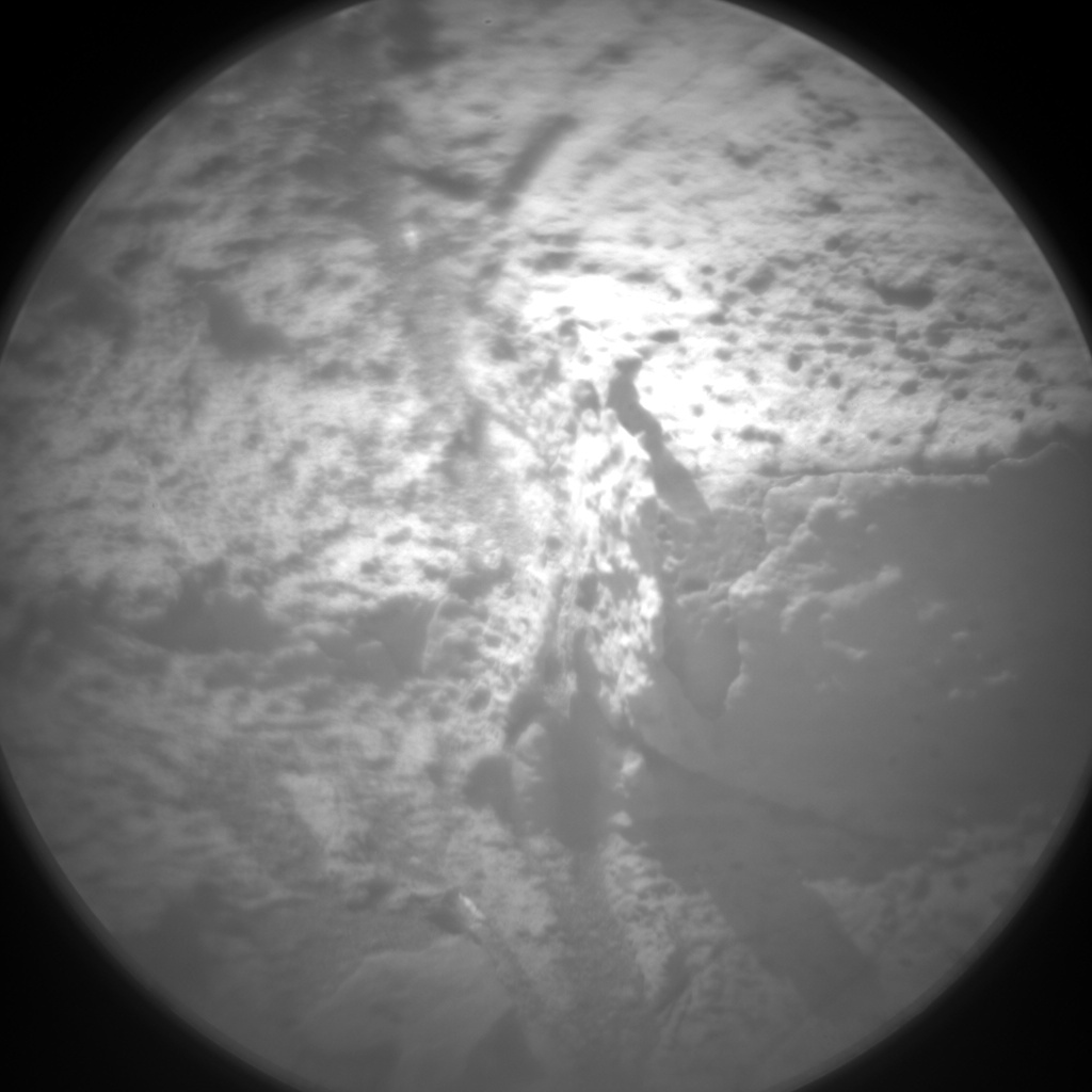 Nasa's Mars rover Curiosity acquired this image using its Chemistry & Camera (ChemCam) on Sol 917, at drive 450, site number 45