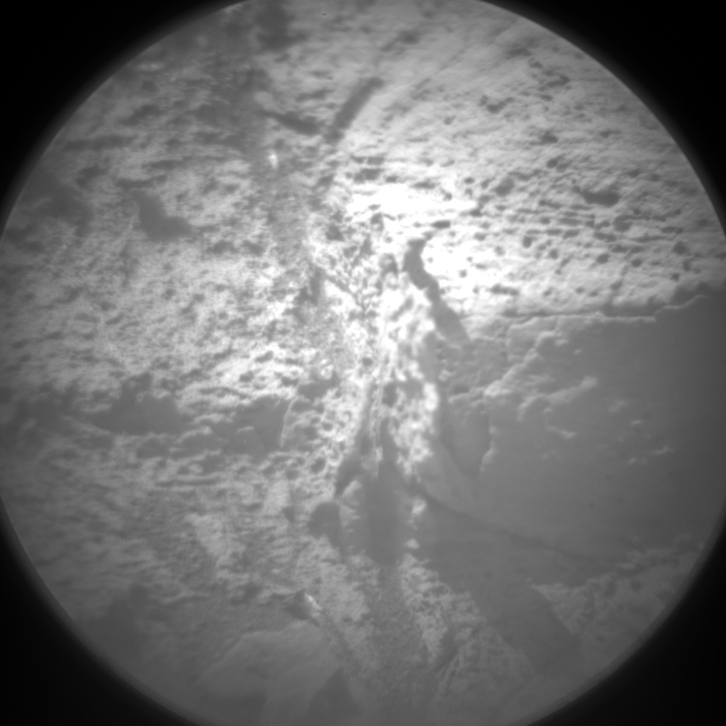 NASA's Mars rover Curiosity acquired this image using its Chemistry & Camera (ChemCam) on Sol 917