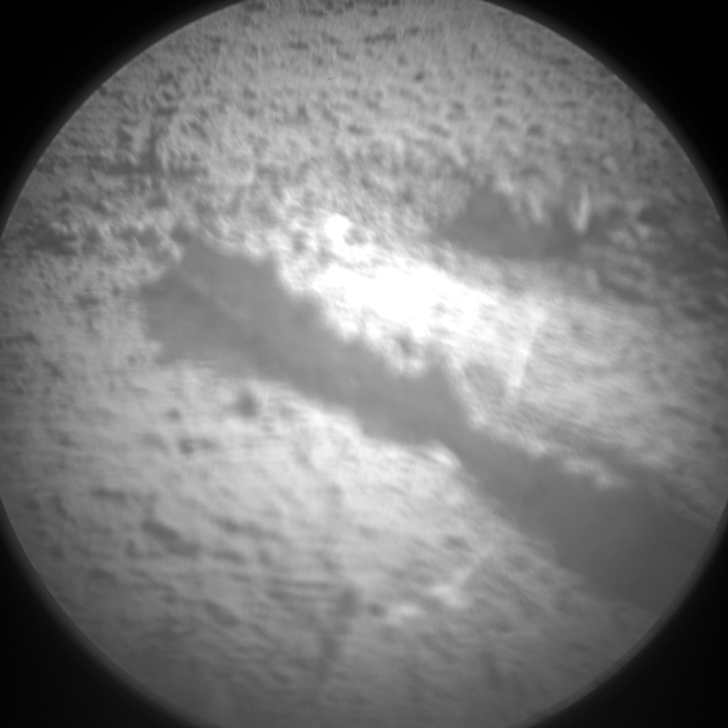 Nasa's Mars rover Curiosity acquired this image using its Chemistry & Camera (ChemCam) on Sol 921, at drive 450, site number 45
