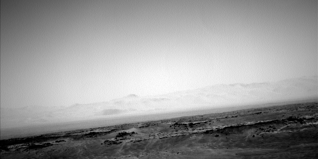 Nasa's Mars rover Curiosity acquired this image using its Left Navigation Camera on Sol 921, at drive 450, site number 45