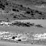 Nasa's Mars rover Curiosity acquired this image using its Left Navigation Camera on Sol 923, at drive 486, site number 45