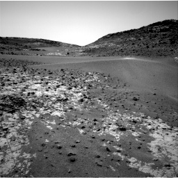 Nasa's Mars rover Curiosity acquired this image using its Right Navigation Camera on Sol 923, at drive 450, site number 45