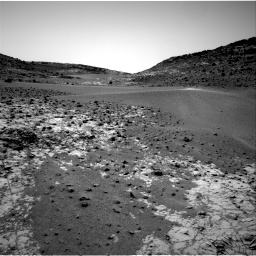 Nasa's Mars rover Curiosity acquired this image using its Right Navigation Camera on Sol 923, at drive 462, site number 45