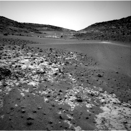 Nasa's Mars rover Curiosity acquired this image using its Right Navigation Camera on Sol 923, at drive 468, site number 45