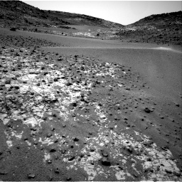 Nasa's Mars rover Curiosity acquired this image using its Right Navigation Camera on Sol 923, at drive 474, site number 45