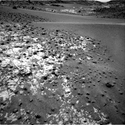 Nasa's Mars rover Curiosity acquired this image using its Right Navigation Camera on Sol 923, at drive 480, site number 45