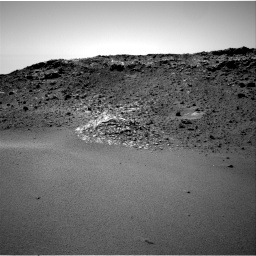 Nasa's Mars rover Curiosity acquired this image using its Right Navigation Camera on Sol 923, at drive 492, site number 45