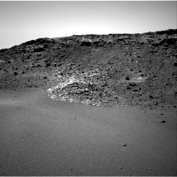 Nasa's Mars rover Curiosity acquired this image using its Right Navigation Camera on Sol 923, at drive 504, site number 45