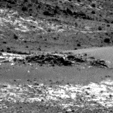 Nasa's Mars rover Curiosity acquired this image using its Right Navigation Camera on Sol 923, at drive 522, site number 45