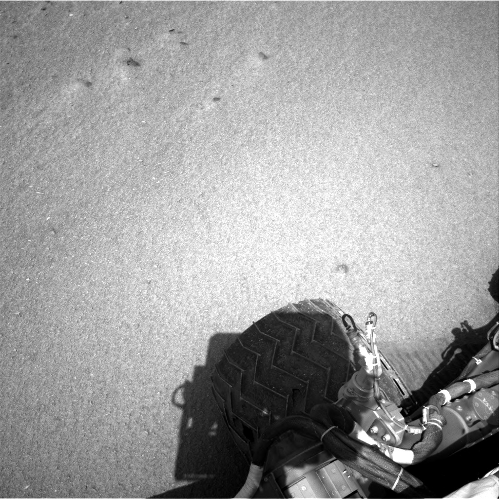 Nasa's Mars rover Curiosity acquired this image using its Right Navigation Camera on Sol 923, at drive 558, site number 45