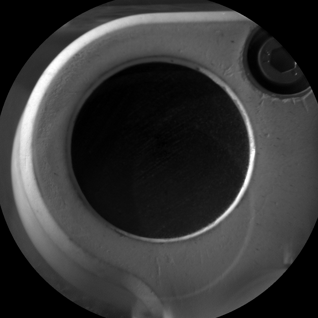 Nasa's Mars rover Curiosity acquired this image using its Chemistry & Camera (ChemCam) on Sol 924, at drive 774, site number 45