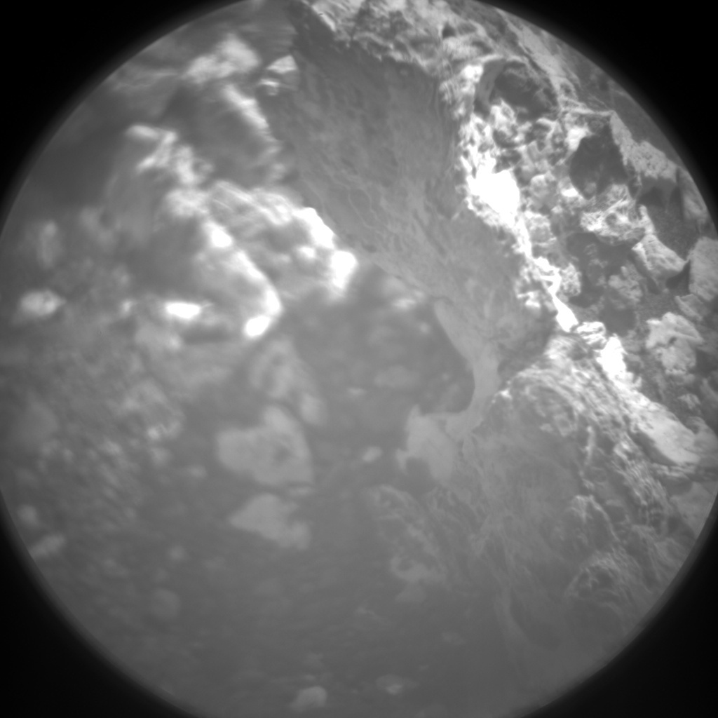 NASA's Mars rover Curiosity acquired this image using its Chemistry & Camera (ChemCam) on Sol 925