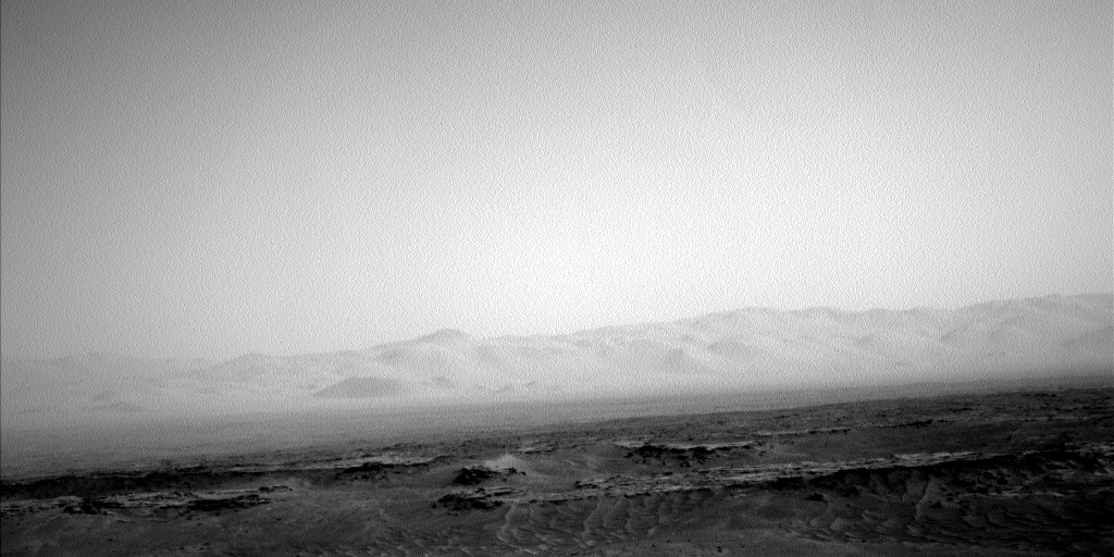 Nasa's Mars rover Curiosity acquired this image using its Left Navigation Camera on Sol 926, at drive 774, site number 45