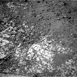 Nasa's Mars rover Curiosity acquired this image using its Left Navigation Camera on Sol 926, at drive 840, site number 45