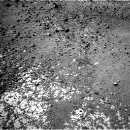 Nasa's Mars rover Curiosity acquired this image using its Left Navigation Camera on Sol 926, at drive 846, site number 45