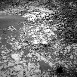Nasa's Mars rover Curiosity acquired this image using its Right Navigation Camera on Sol 926, at drive 822, site number 45