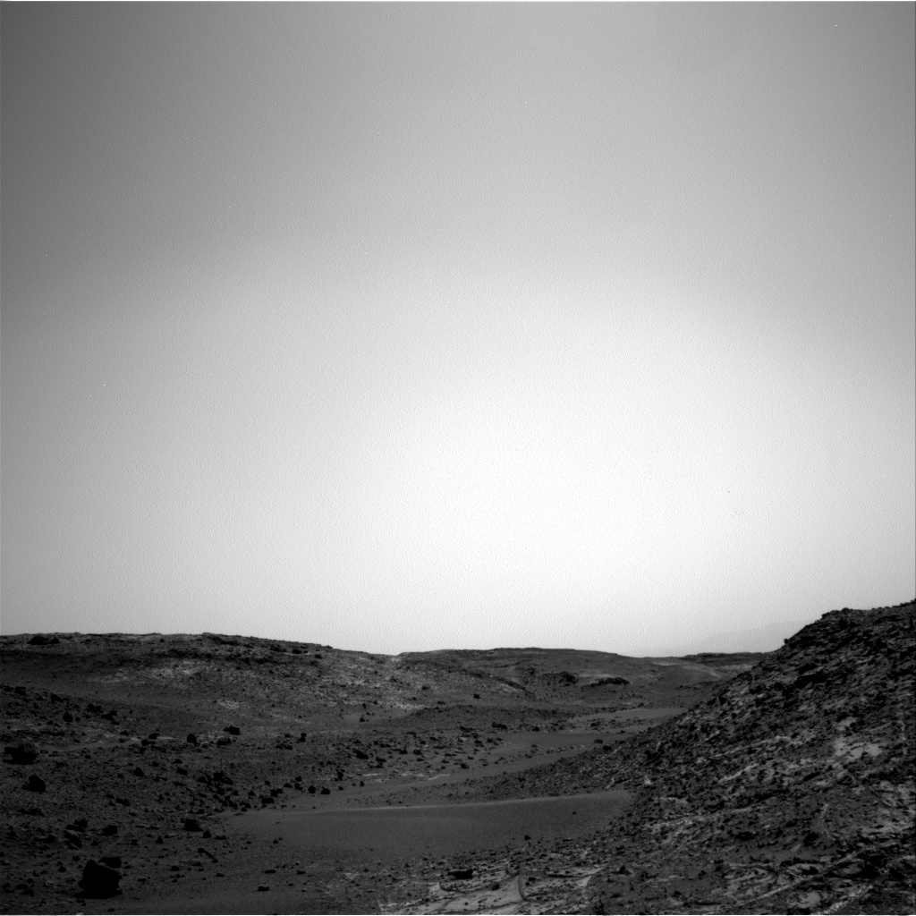 Nasa's Mars rover Curiosity acquired this image using its Right Navigation Camera on Sol 926, at drive 852, site number 45