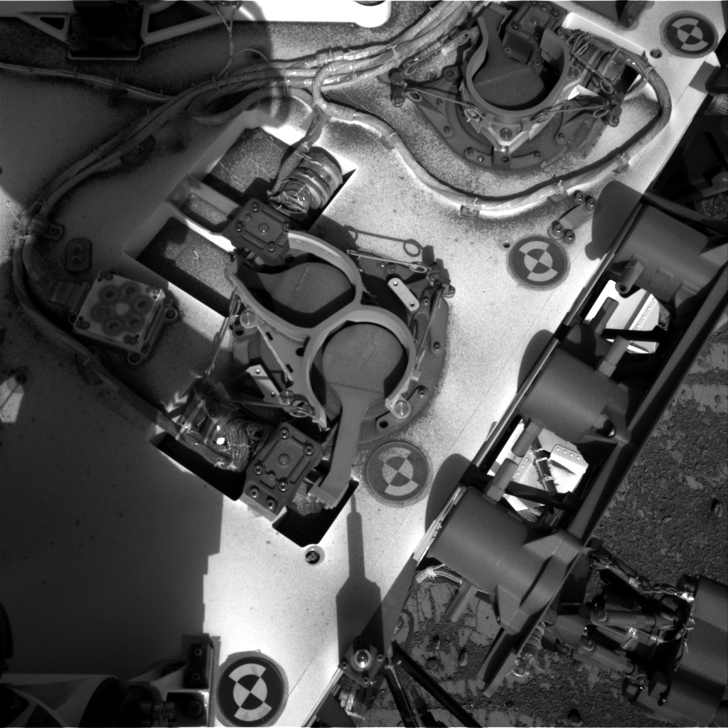 Nasa's Mars rover Curiosity acquired this image using its Right Navigation Camera on Sol 928, at drive 852, site number 45