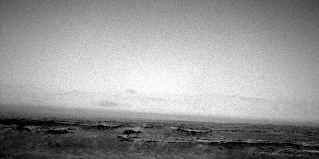 Nasa's Mars rover Curiosity acquired this image using its Left Navigation Camera on Sol 929, at drive 852, site number 45
