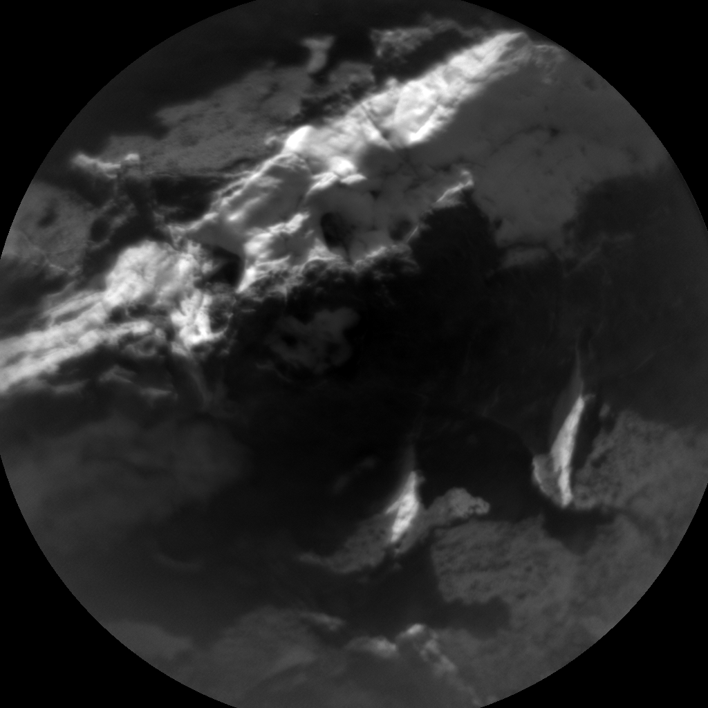 Nasa's Mars rover Curiosity acquired this image using its Chemistry & Camera (ChemCam) on Sol 929, at drive 852, site number 45