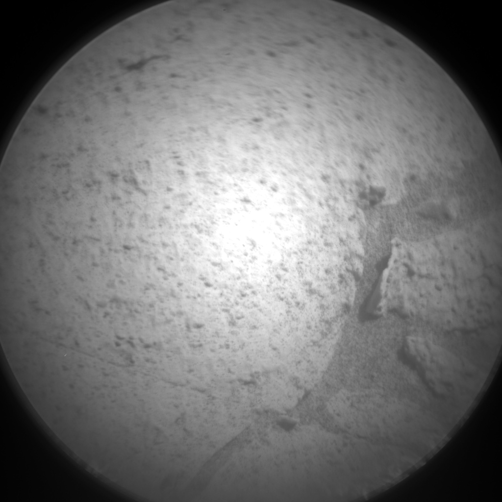 Nasa's Mars rover Curiosity acquired this image using its Chemistry & Camera (ChemCam) on Sol 930, at drive 852, site number 45