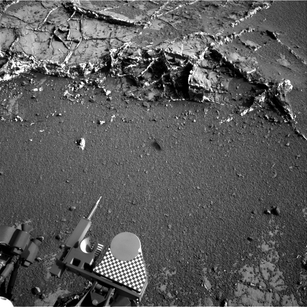 Nasa's Mars rover Curiosity acquired this image using its Right Navigation Camera on Sol 930, at drive 852, site number 45