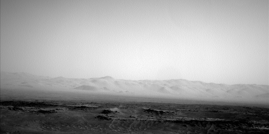 NASA's Mars rover Curiosity acquired this image using its Left Navigation Camera (Navcams) on Sol 931