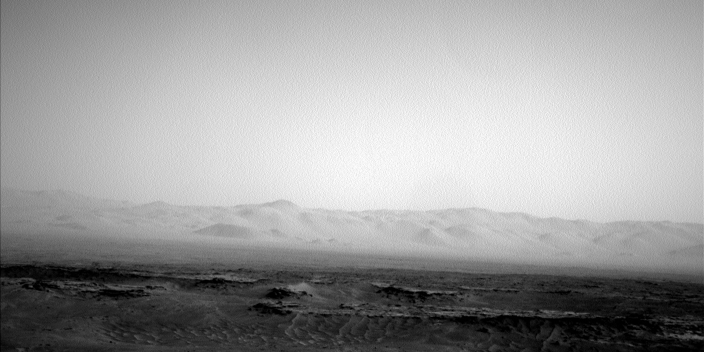Nasa's Mars rover Curiosity acquired this image using its Left Navigation Camera on Sol 931, at drive 852, site number 45