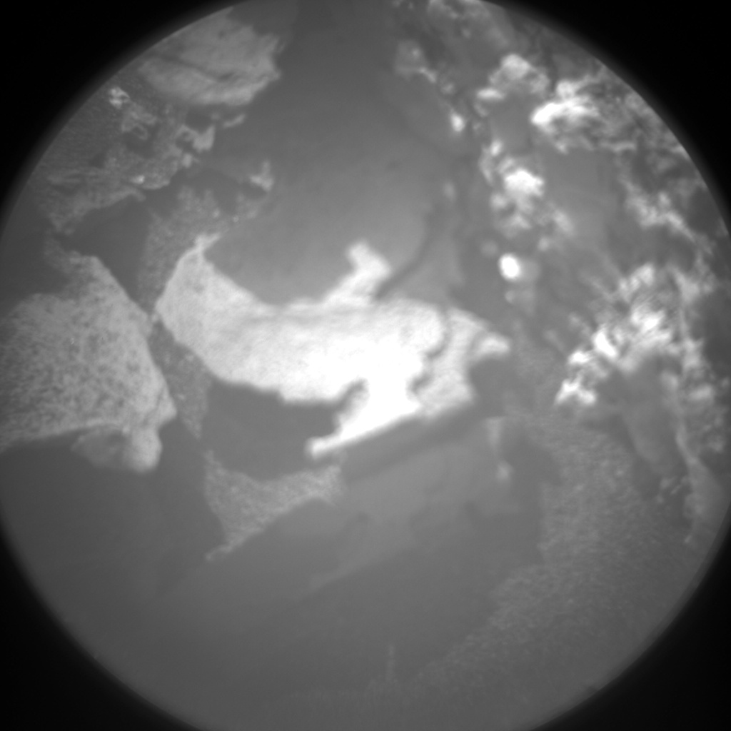 Nasa's Mars rover Curiosity acquired this image using its Chemistry & Camera (ChemCam) on Sol 936, at drive 852, site number 45