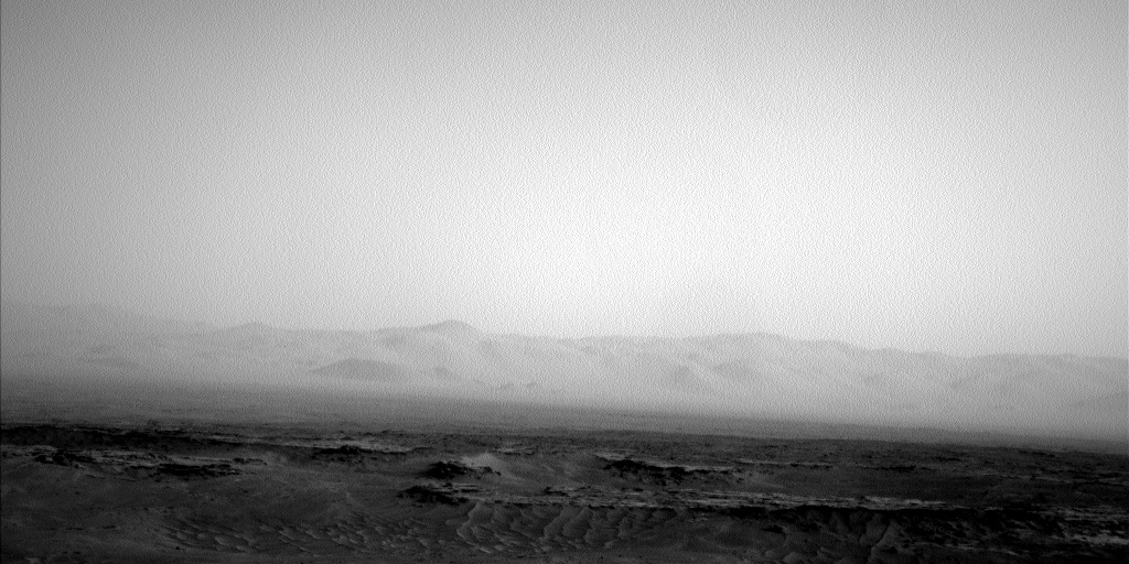 Nasa's Mars rover Curiosity acquired this image using its Left Navigation Camera on Sol 937, at drive 852, site number 45