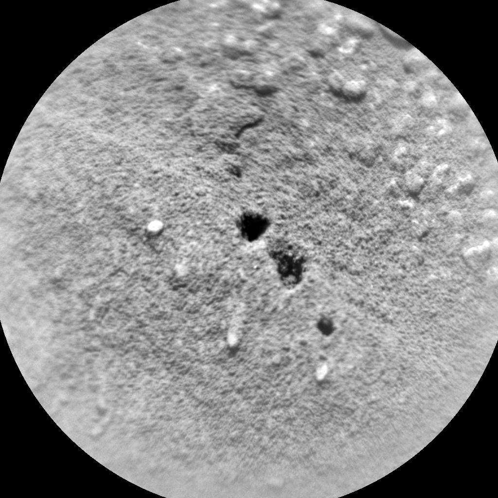 Nasa's Mars rover Curiosity acquired this image using its Chemistry & Camera (ChemCam) on Sol 937, at drive 852, site number 45