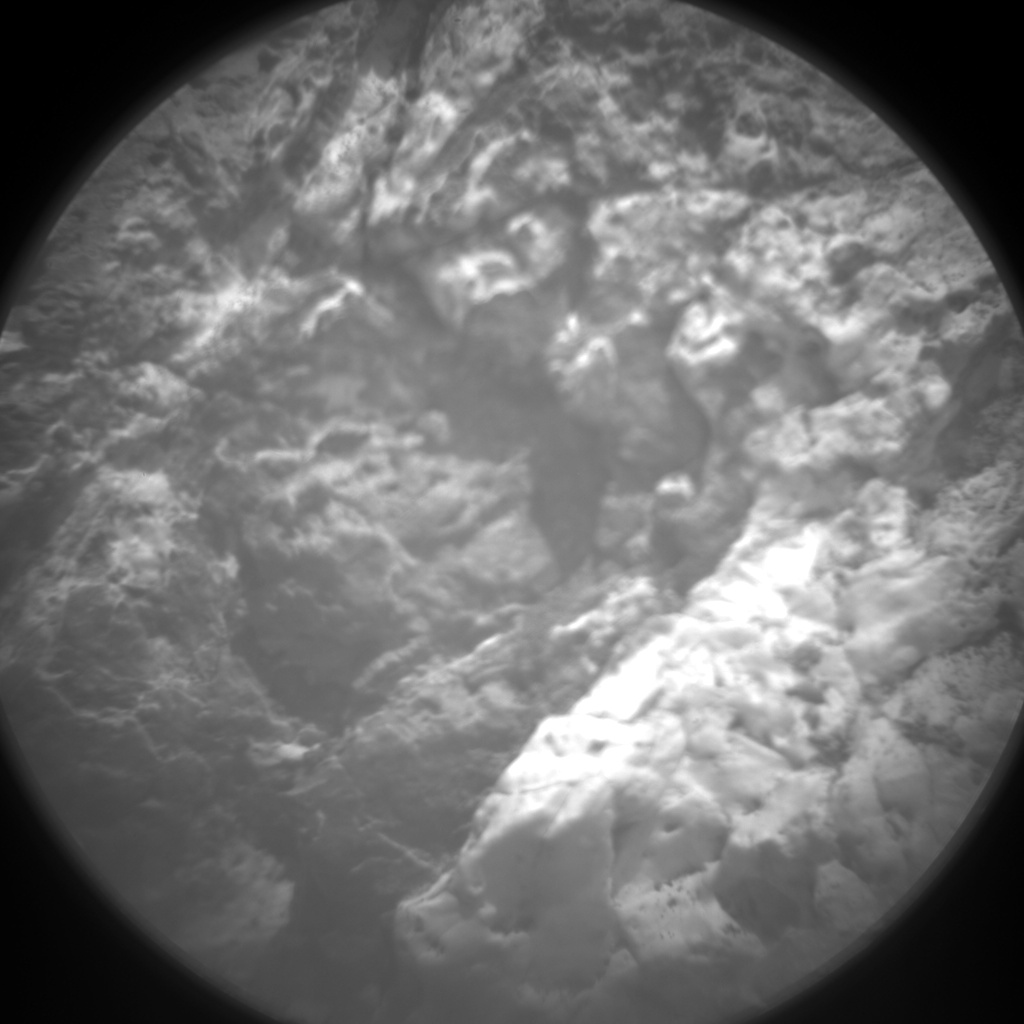 Nasa's Mars rover Curiosity acquired this image using its Chemistry & Camera (ChemCam) on Sol 938, at drive 852, site number 45