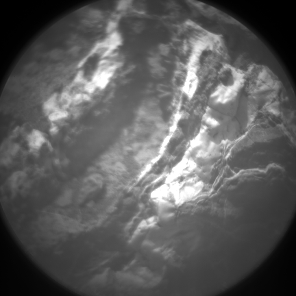 Nasa's Mars rover Curiosity acquired this image using its Chemistry & Camera (ChemCam) on Sol 939, at drive 852, site number 45