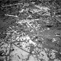 Nasa's Mars rover Curiosity acquired this image using its Left Navigation Camera on Sol 940, at drive 984, site number 45