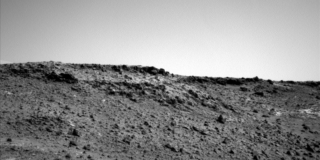 Nasa's Mars rover Curiosity acquired this image using its Left Navigation Camera on Sol 940, at drive 996, site number 45