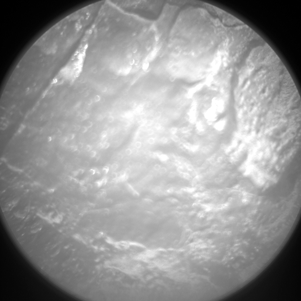 Nasa's Mars rover Curiosity acquired this image using its Chemistry & Camera (ChemCam) on Sol 943, at drive 996, site number 45