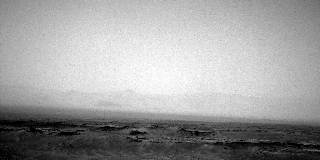 NASA's Mars rover Curiosity acquired this image using its Left Navigation Camera (Navcams) on Sol 943