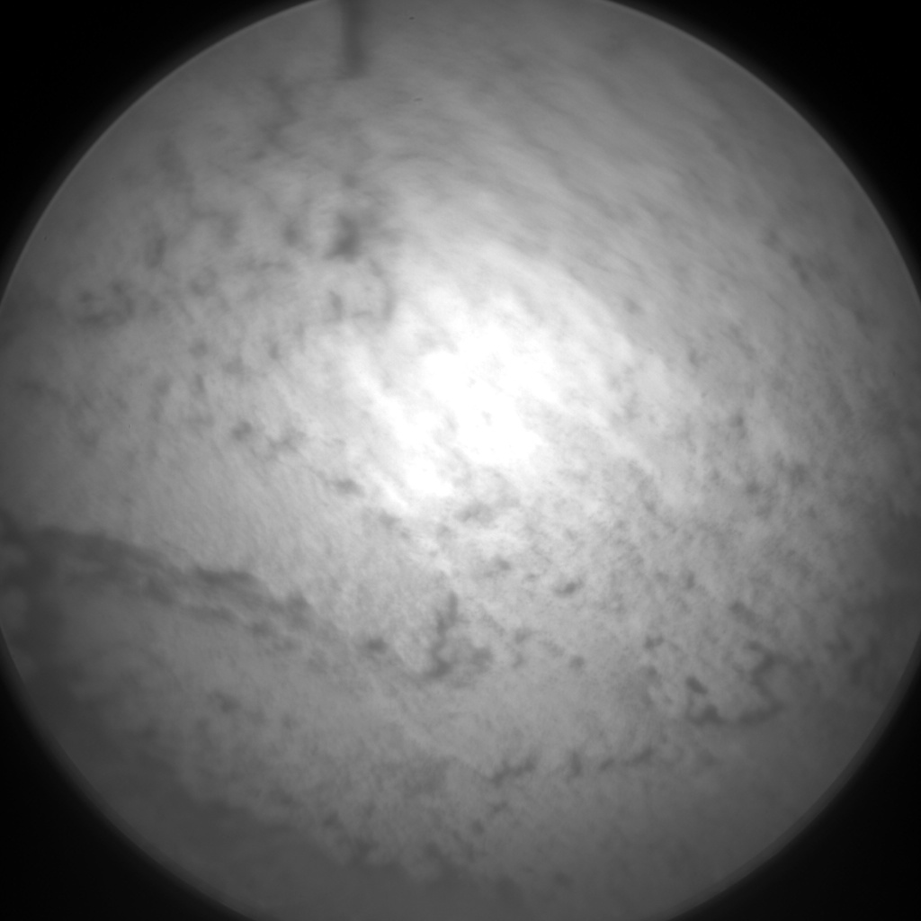 Nasa's Mars rover Curiosity acquired this image using its Chemistry & Camera (ChemCam) on Sol 944, at drive 996, site number 45
