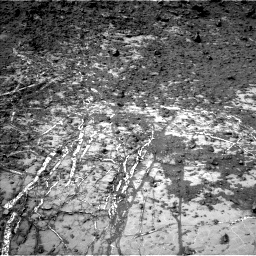 Nasa's Mars rover Curiosity acquired this image using its Left Navigation Camera on Sol 944, at drive 1044, site number 45