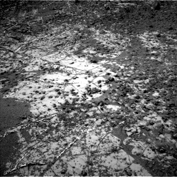 Nasa's Mars rover Curiosity acquired this image using its Left Navigation Camera on Sol 944, at drive 1102, site number 45