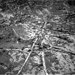 Nasa's Mars rover Curiosity acquired this image using its Right Navigation Camera on Sol 944, at drive 1020, site number 45