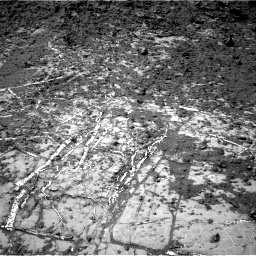 Nasa's Mars rover Curiosity acquired this image using its Right Navigation Camera on Sol 944, at drive 1038, site number 45