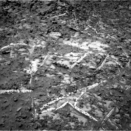 Nasa's Mars rover Curiosity acquired this image using its Right Navigation Camera on Sol 949, at drive 1228, site number 45