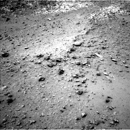 Nasa's Mars rover Curiosity acquired this image using its Left Navigation Camera on Sol 950, at drive 1480, site number 45