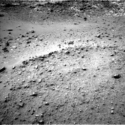 Nasa's Mars rover Curiosity acquired this image using its Left Navigation Camera on Sol 950, at drive 1510, site number 45